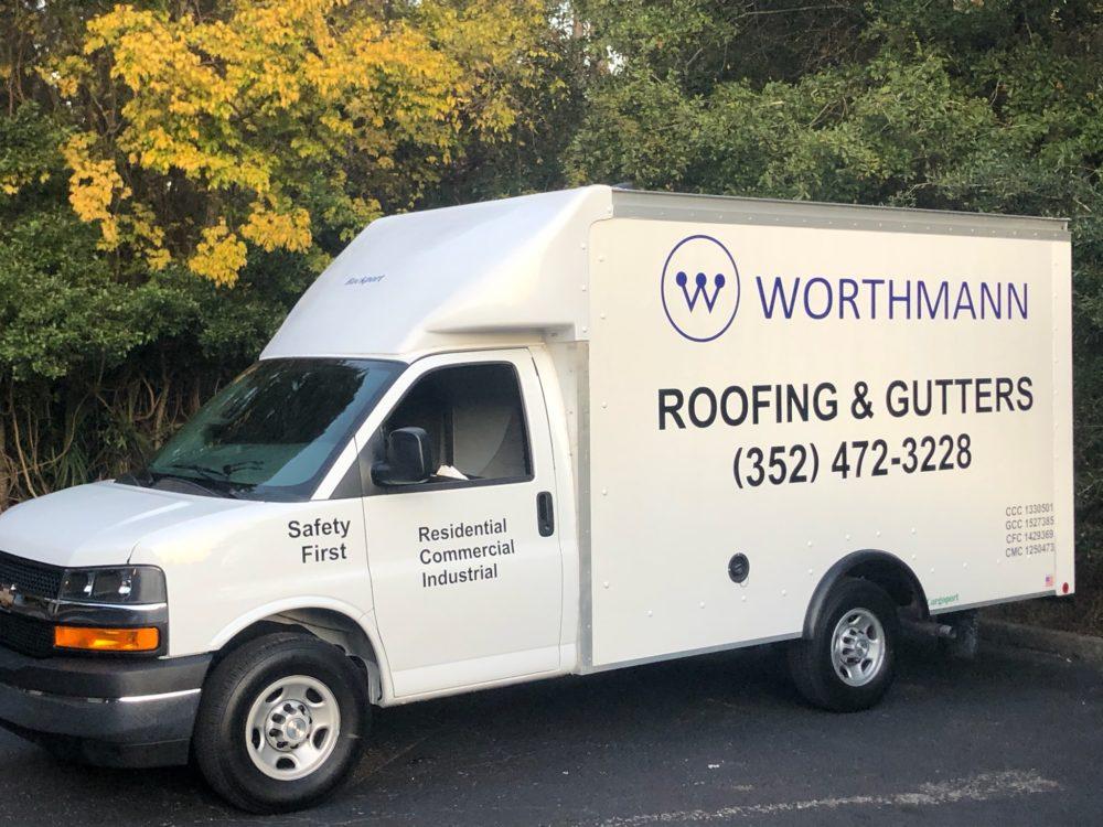Worthmann Roofing & Gutter Installation